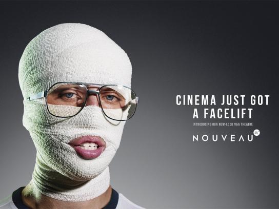 Cinema Nouveau Print Ad -  Napoleon Dynamite