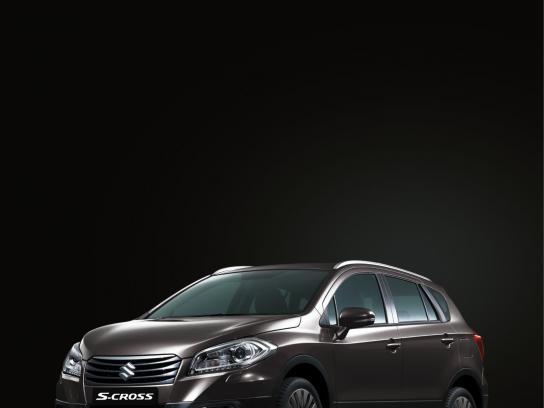 Suzuki Print Ad -  Middle