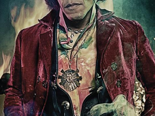 Radio Metro 88.5 FM Print Ad -  Obama Hendrix