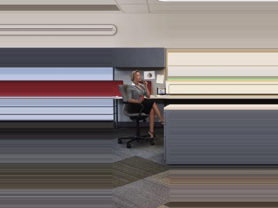 Kit Kat Print Ad - Break the Speed, Office
