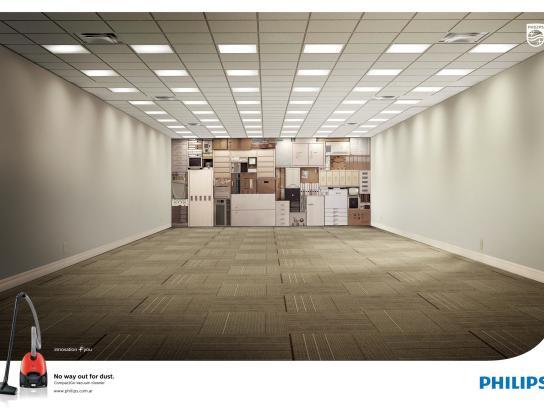 Philips Print Ad -  Office