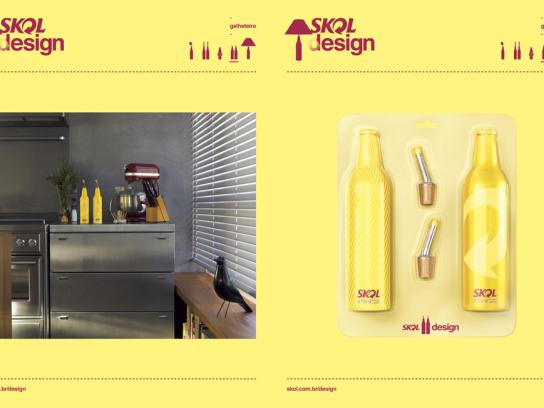 Skol Direct Ad -  Oil & Vinegar