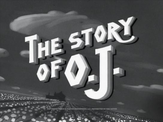 JAY-Z Film Ad - The Story of O.J.