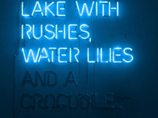 Olympus Print Ad -  Lake