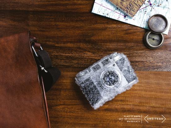 Onsitego Print Ad -  Bubble wrap, 1