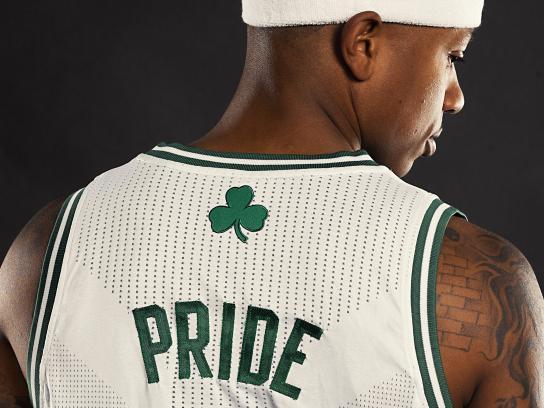 Celtics Outdoor Ad - Pride