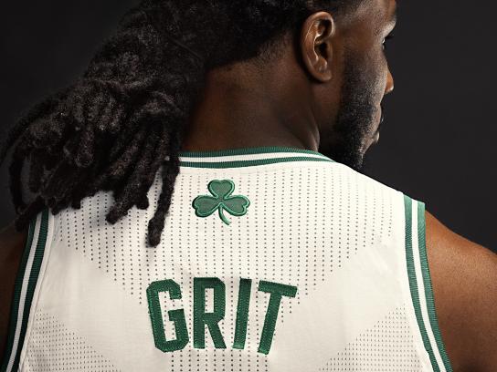 Celtics Outdoor Ad - Grit