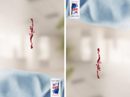 Opal Print Ad - Wine