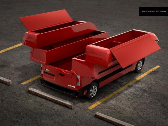 Opel Print Ad -  Toolbox