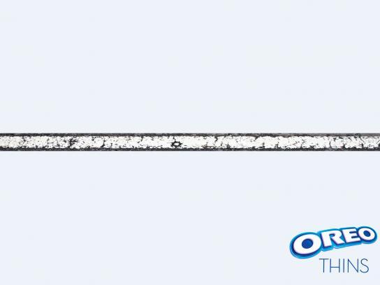 Oreo Print Ad - Road