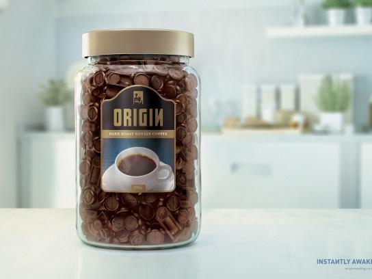 Origin Print Ad -  Cacophony