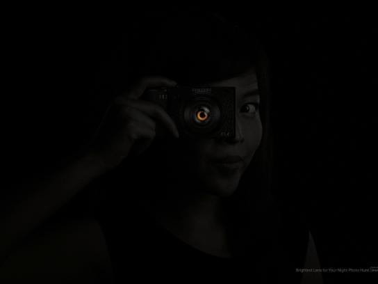 Samsung Print Ad -  Owl
