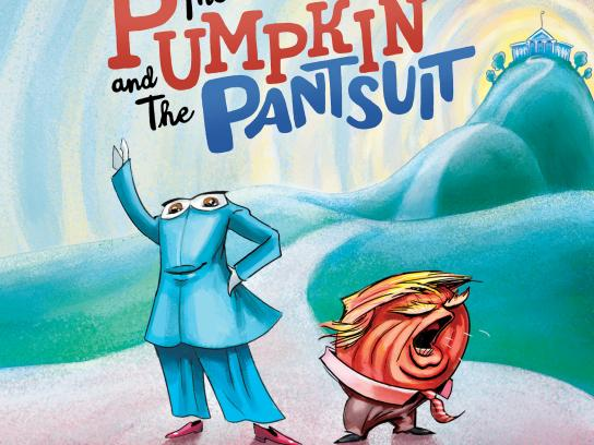 Children's Defense Fund Content Ad - The Pumpkin and the Pantsuit
