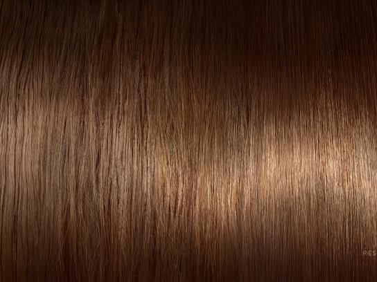 Pantene Print Ad -  Wooden Straight