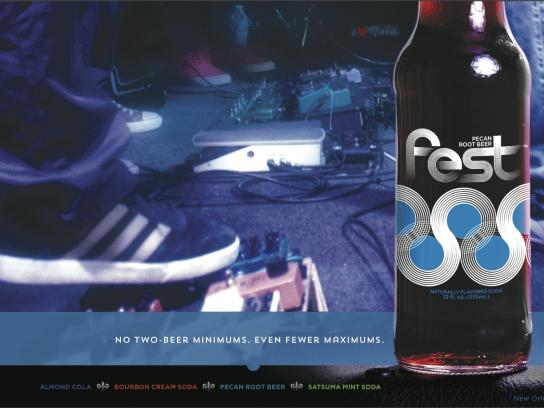 Fest Cola Outdoor Ad -  Flavor Is Our Birthright, 4