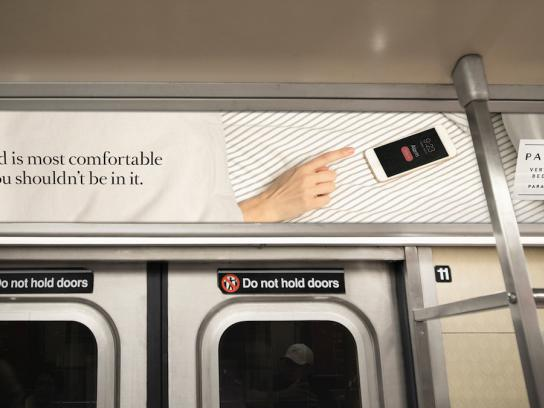 Parachute Outdoor Ad - Most Comfortable