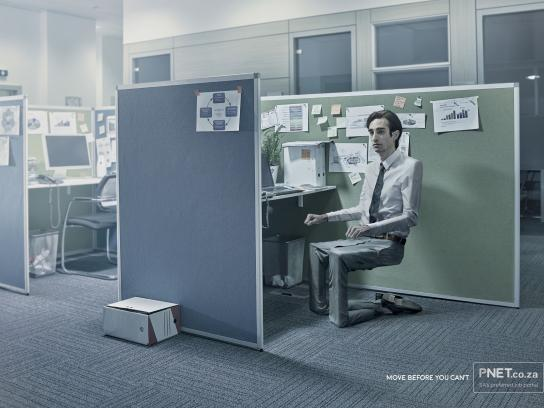 PNet Print Ad - Chair