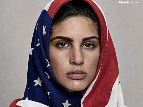 PASSOP Print Ad - I am American