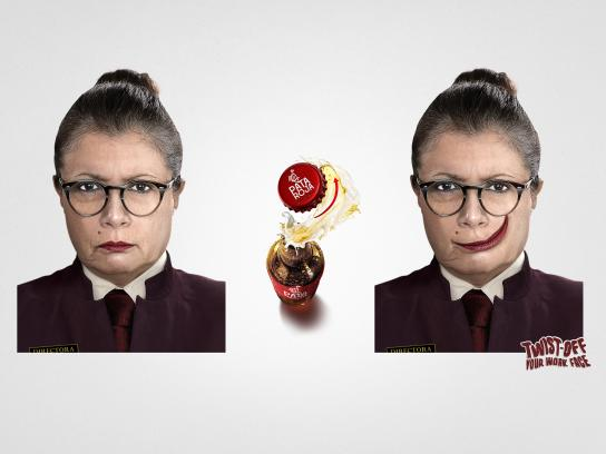 Pata Roja Print Ad - Principal