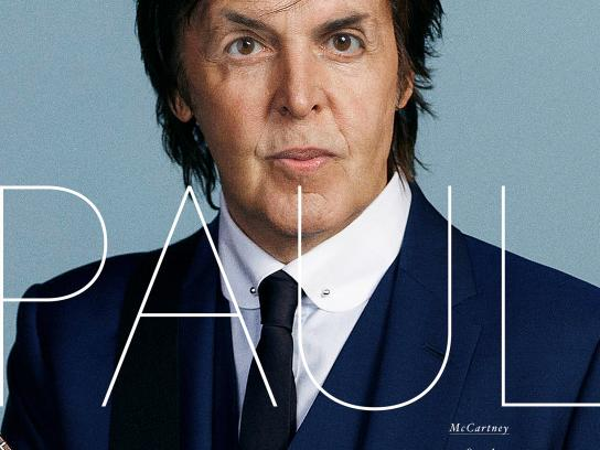 Livrarias Curitiba Print Ad - Biography Books - Paul McCartney