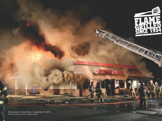 Burger King Print Ad - Pennsylvania