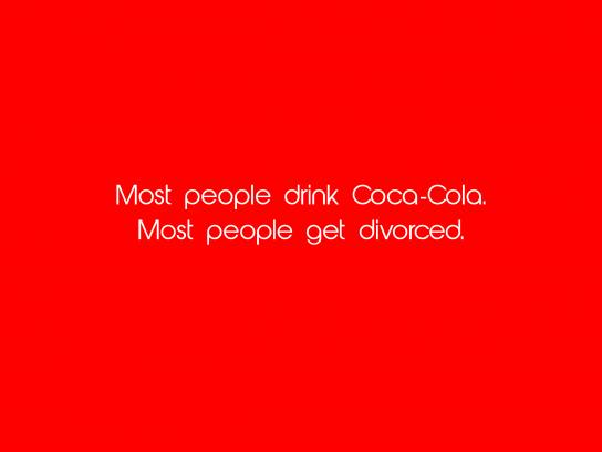 Pepsi Print Ad - Most People Drink Coca-Cola, 3