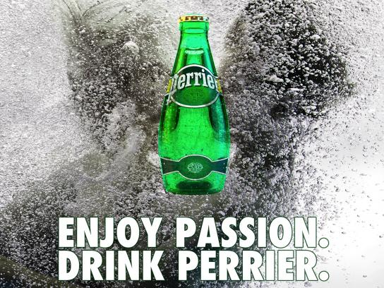 Perrier Print Ad - Enjoy Passion, 2