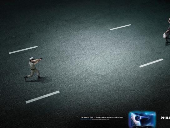 Philips Print Ad -  Cop