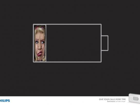 Philips Print Ad -  Calls