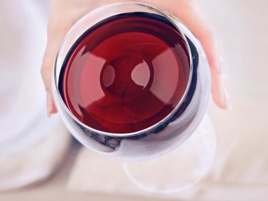 Philips Print Ad -  Wine