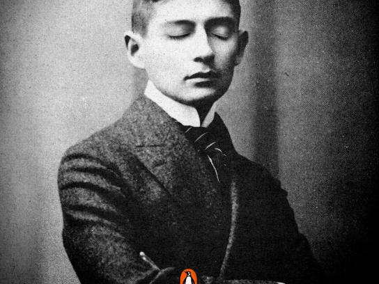 Penguin Print Ad -  Franz Kafka Collection