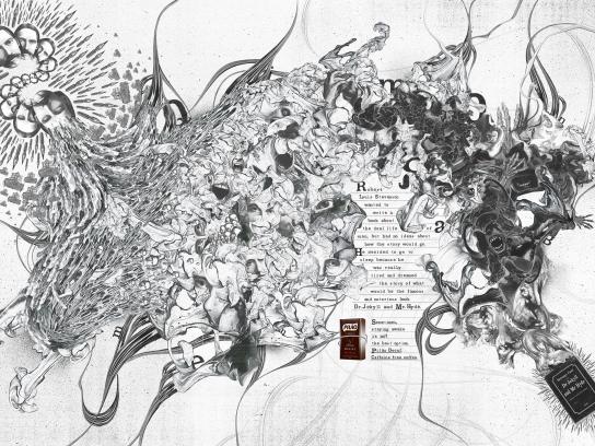 Pilao Coffee Print Ad -  Dream, 1