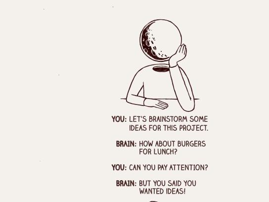Café Pilão Print Ad - Brainstorm