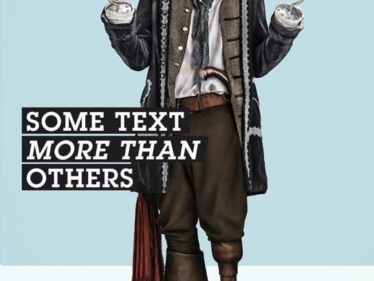 ALDImobile Print Ad -  Text