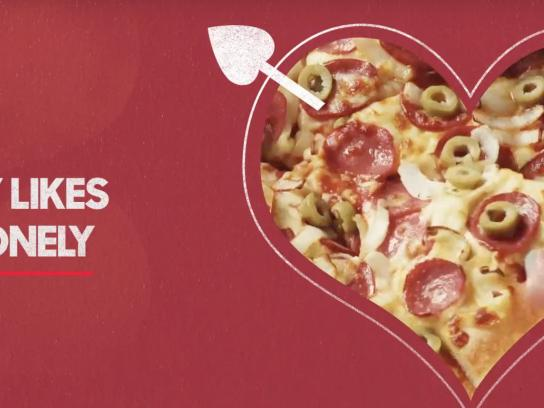Pizza Hut Digital Ad - Hut Date