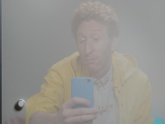 Blem Print Ad - Brighter Selfies, 2