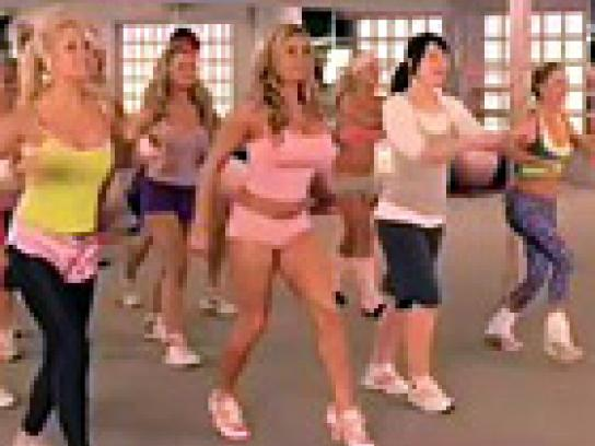 Fernwood Gyms Film Ad -  Plastic