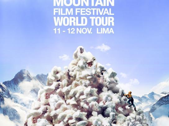 The North Face Print Ad -  Popcorn