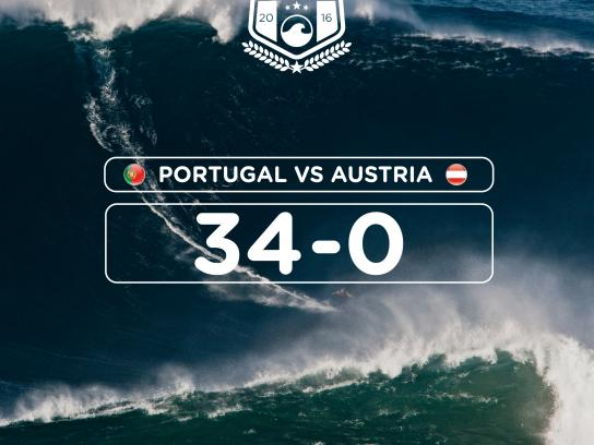 Turismo de Portugal Print Ad - Austria
