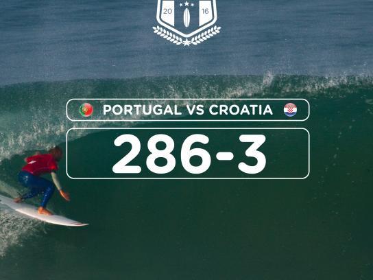 Turismo de Portugal Print Ad - Croatia
