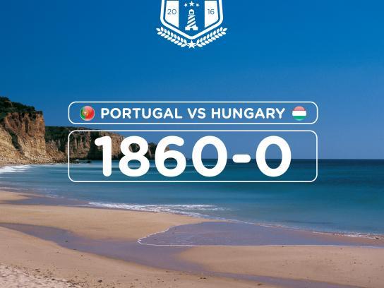 Turismo de Portugal Print Ad - Hungary