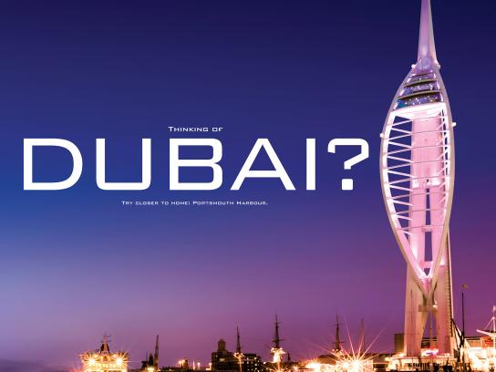South West Trains Print Ad -  Look closer - Dubai