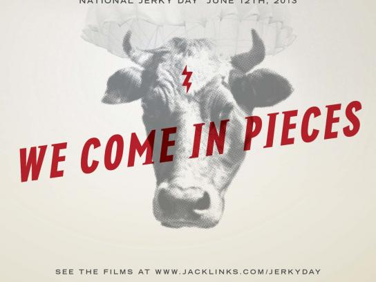 Jack Link's Outdoor Ad -  National Jerky Day, 1