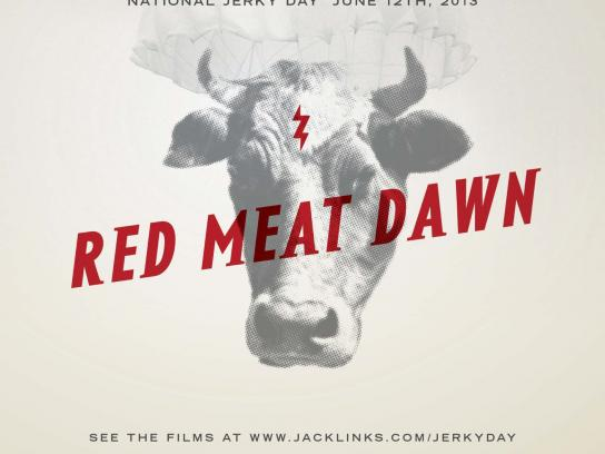 Jack Link's Outdoor Ad -  National Jerky Day, 2