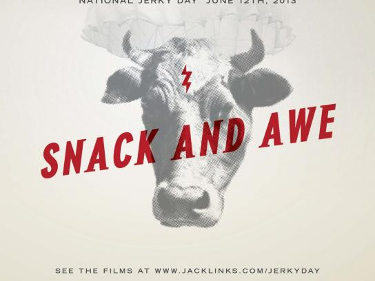 Jack Link's Outdoor Ad -  National Jerky Day, 3