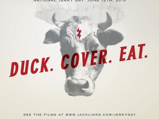 Jack Link's Outdoor Ad -  National Jerky Day, 4