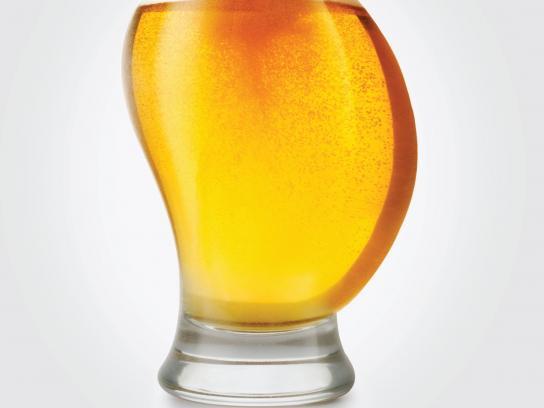 Big Pitcher Print Ad - Mango beer