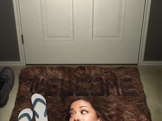 Rudy Hadisuwarno Cosmetics Outdoor Ad -  Doormat