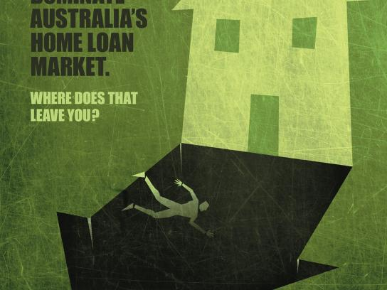 Abacus Australian Mutuals Print Ad -  Balance Banking, 3