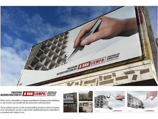 A van Liempd Outdoor Ad -  Precision